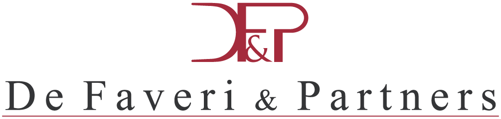 De Faveri Partners logo corporate
